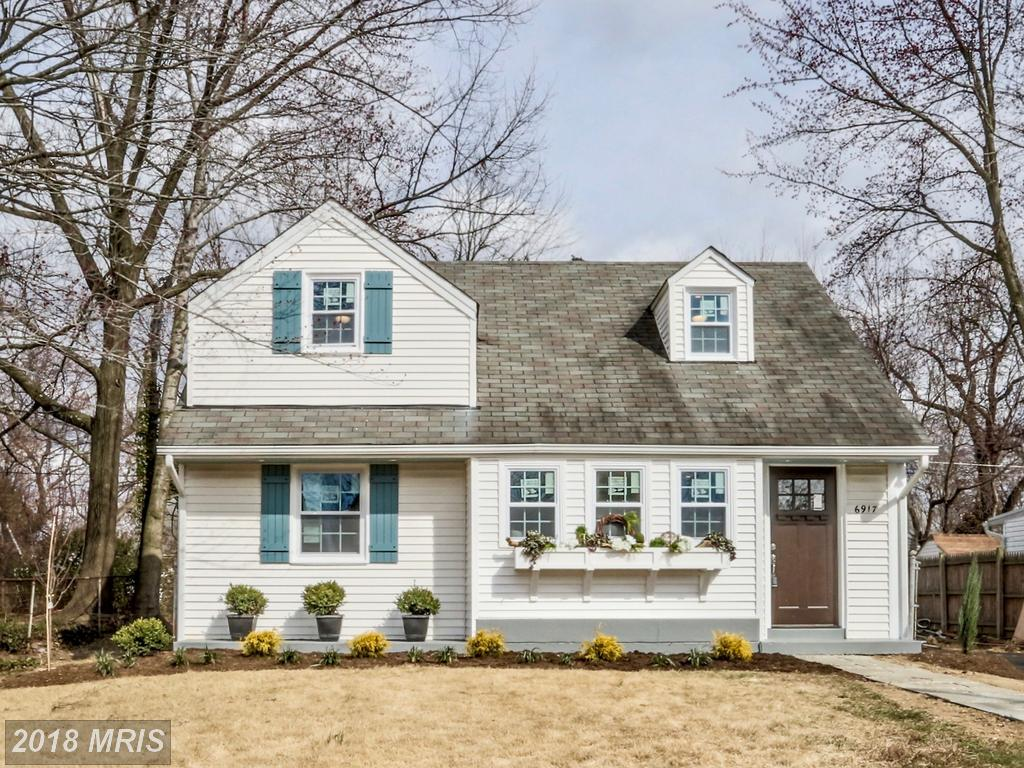 How Much Do Mid-Market  Properties Cost At Bucknell Manor In 22307 In Fairfax County? thumbnail