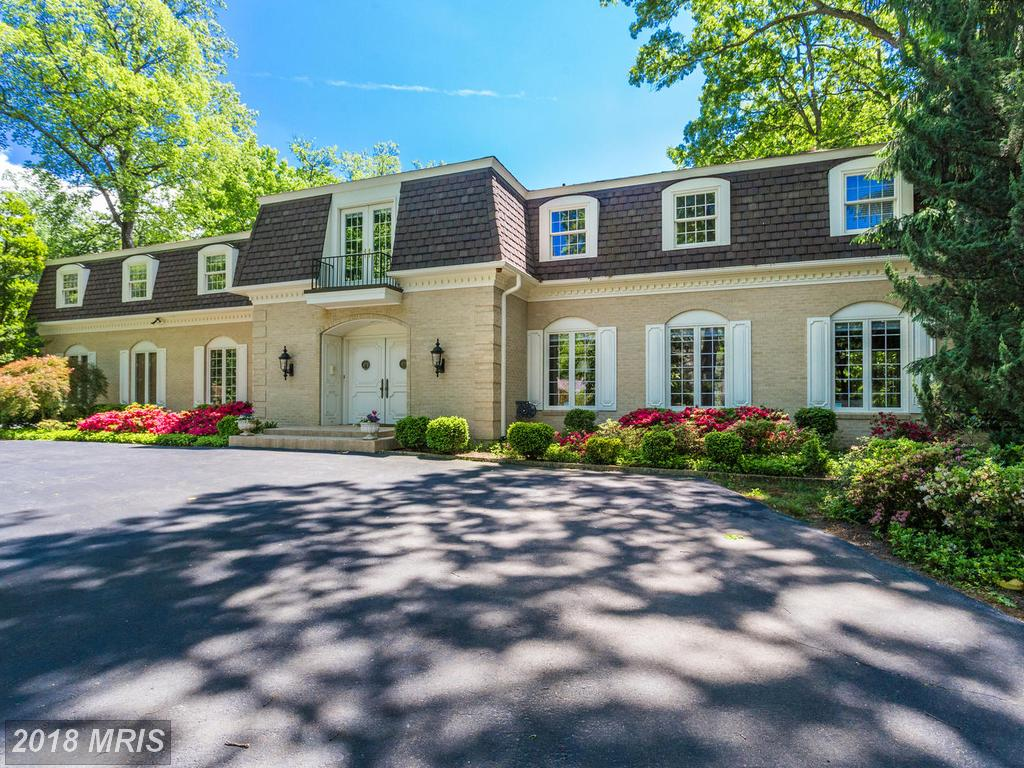 The Ideal French Provincial In McLean, Virginia thumbnail