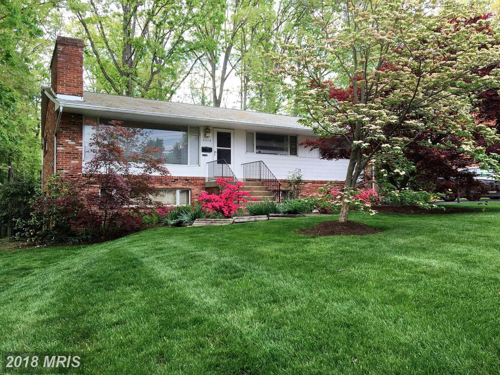 4214 Old Columbia Pike Annandale Virginia 22003 Listed For $624,900 thumbnail