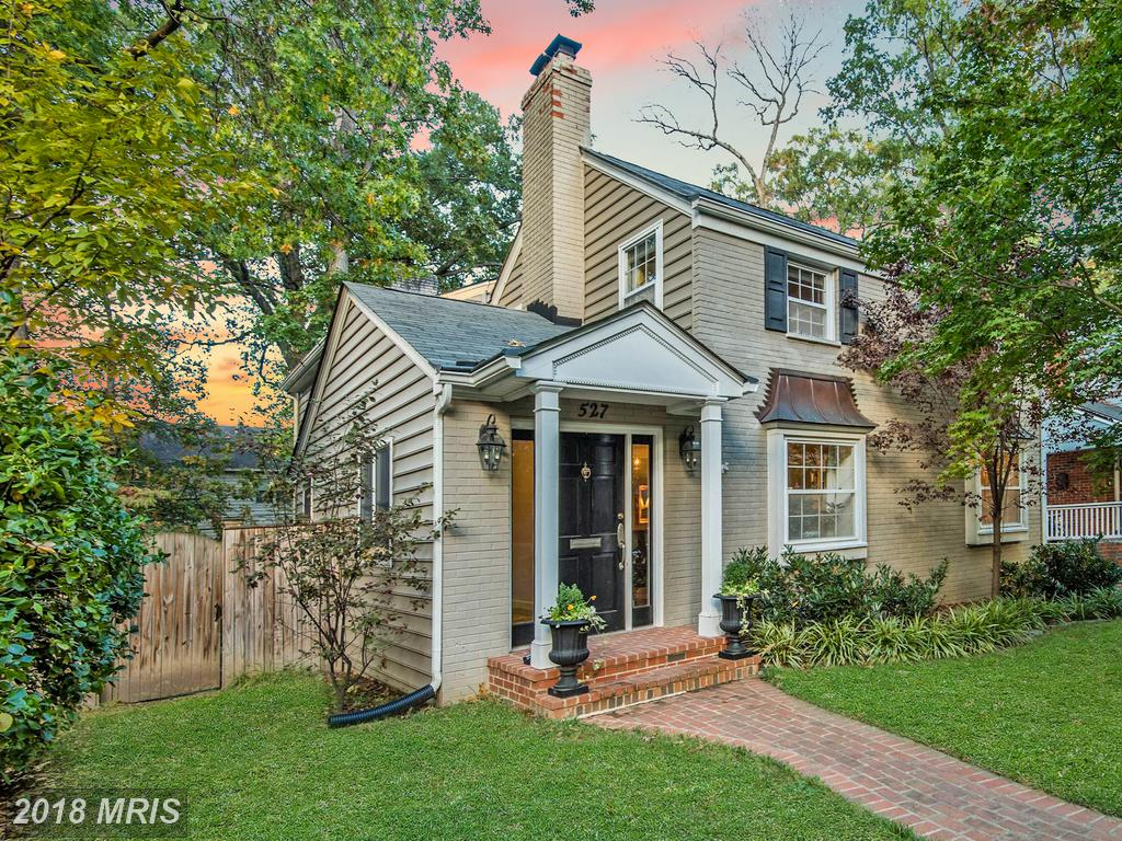 Recent Sales Of Houses At Beverly Hills In Alexandria, Virginia thumbnail