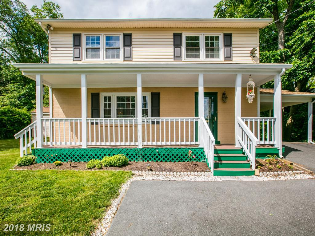 How Much Is A Colonial-Style House In Arlington, Virginia? thumbnail