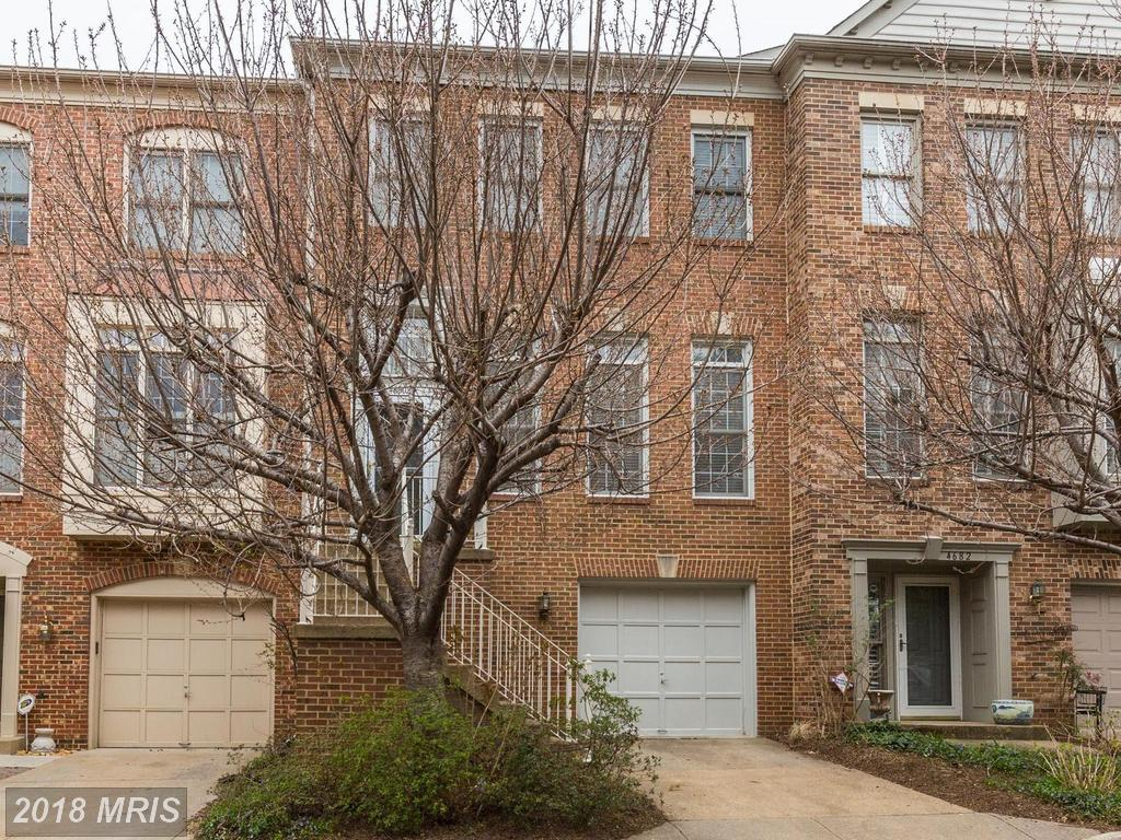 Mid-Market 3-Bedroom Newly-listed Townhouse Listed For $629,000 In Northern Virginia thumbnail
