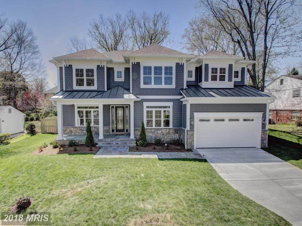 Luxury Craftsman On The Market In 22180 In Fairfax County thumbnail