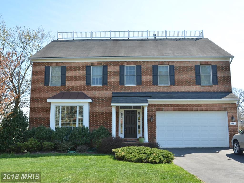 5 Beds // 5 Full Baths - 0 Half Baths // $799,990 In Alexandria, Virginia At Valley View thumbnail
