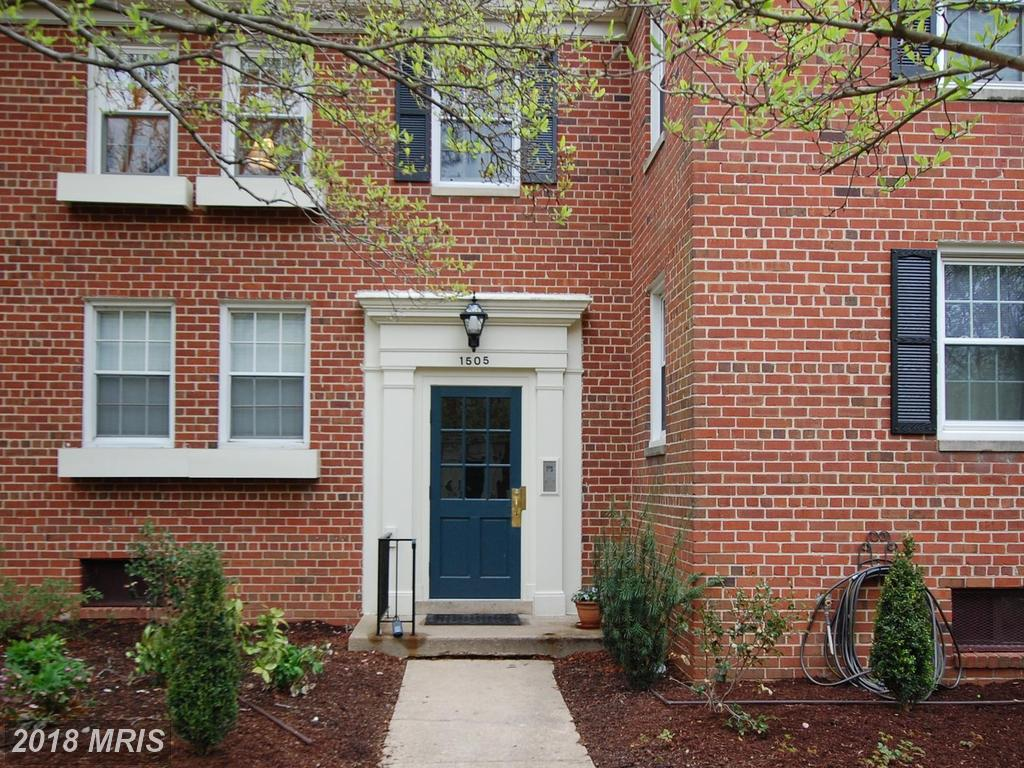 1505 Belle View Blvd #B-1 Alexandria Virginia 22307 For Sale For $245,000 thumbnail
