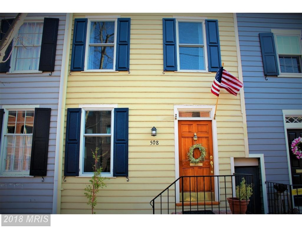 Pursuing A Townhouse In Alexandria, Virginia For About $750,000? thumbnail