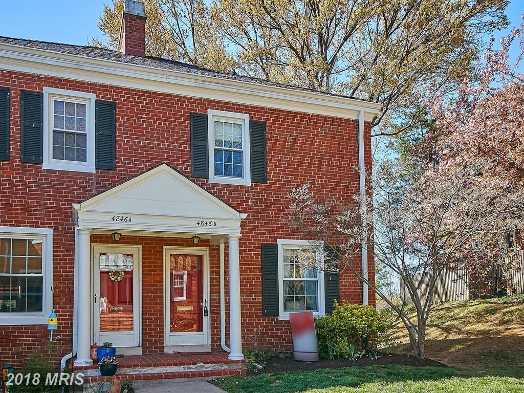 Fairlington Villages Colonial Townhouse In 22206 In Arlington For $447,000 thumbnail