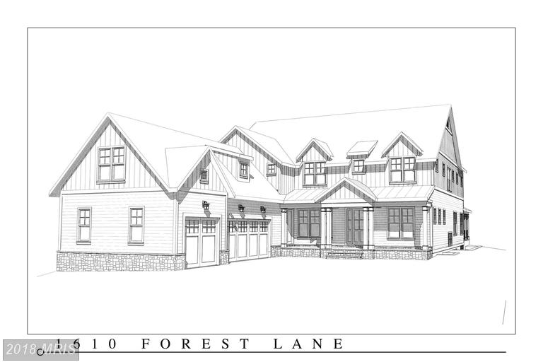 The Right Craftsman-Home At Chesterbrook Woods In McLean thumbnail