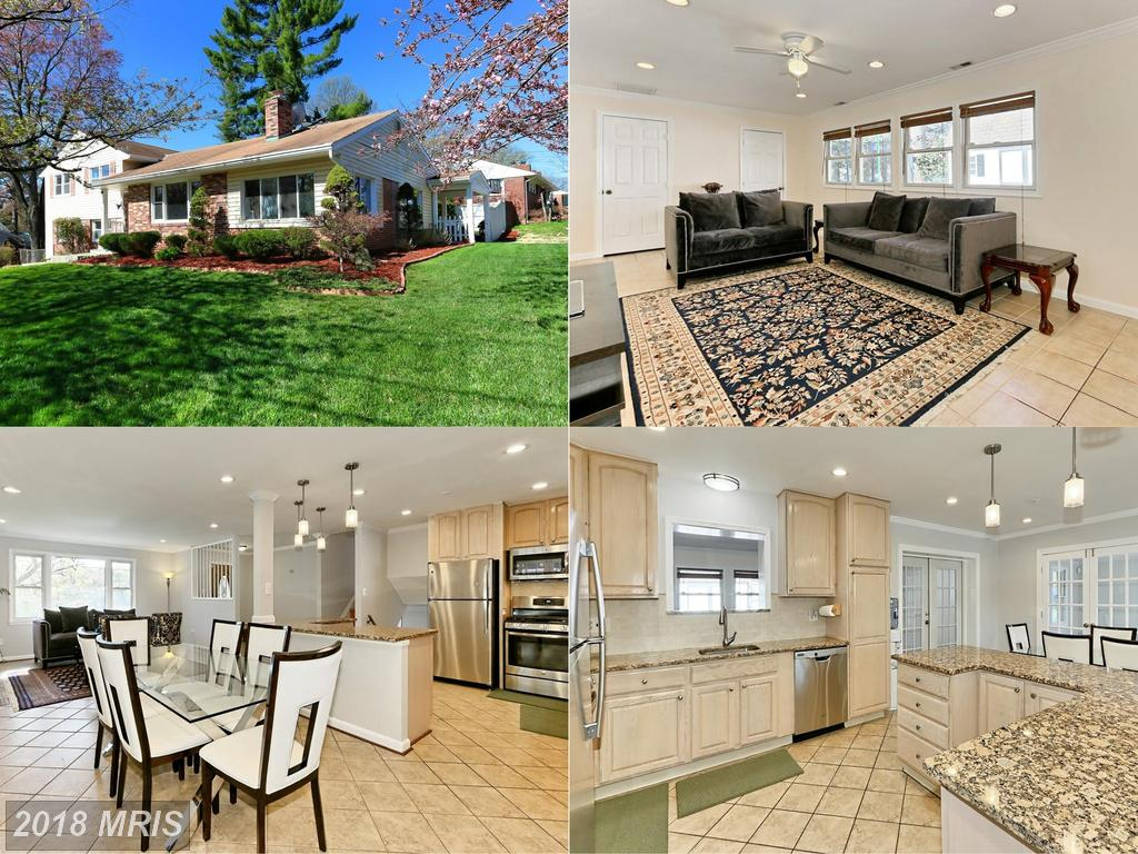 $549,990 For 4 BR / 3 BA Split Level In Annandale, Virginia thumbnail