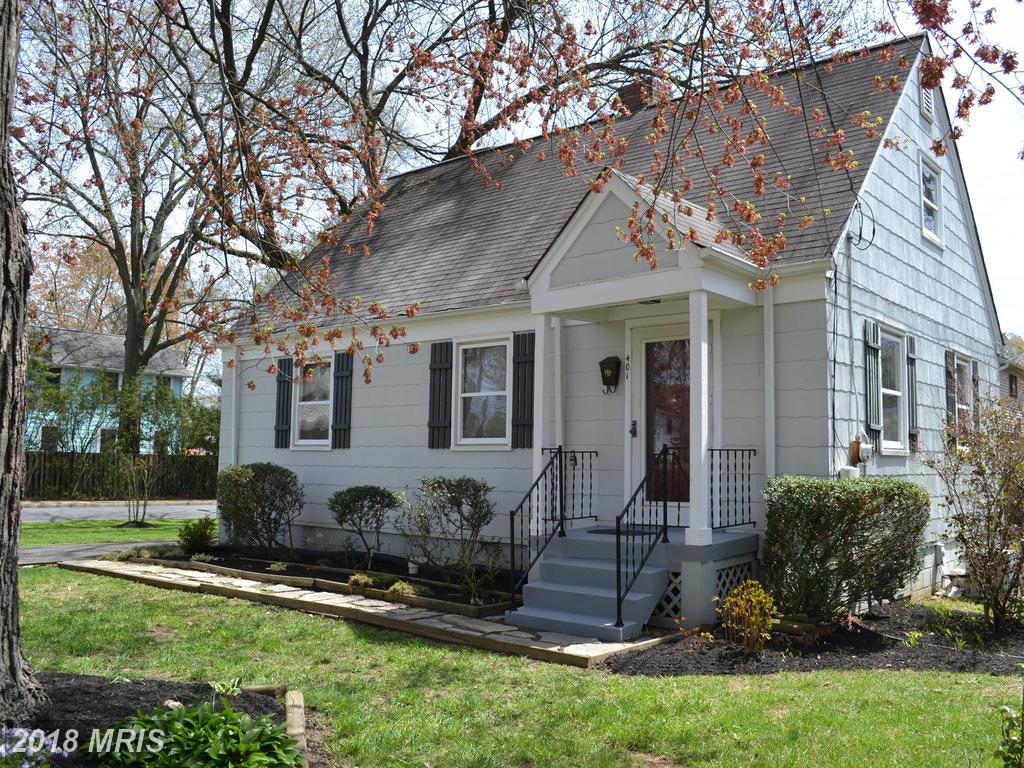 401 Spring St S, Falls Church, VA 22046