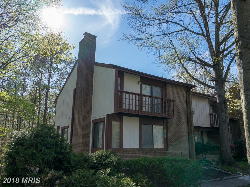 Are You In The Market For A Contemporary Townhouse Like 8580 Gwynedd Way? thumbnail