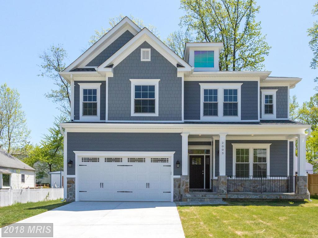 How Much Do Detached Homes Cost At Pimmit Hills In Northern Virginia? thumbnail