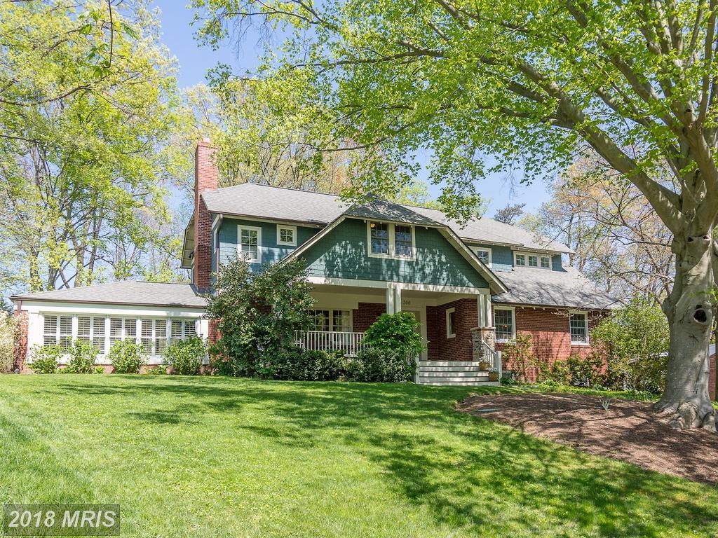 $1,599,900 In Falls Church, Virginia At Great Falls/Little Falls // 6 Beds // 4 Full Baths - 1 Half Baths thumbnail