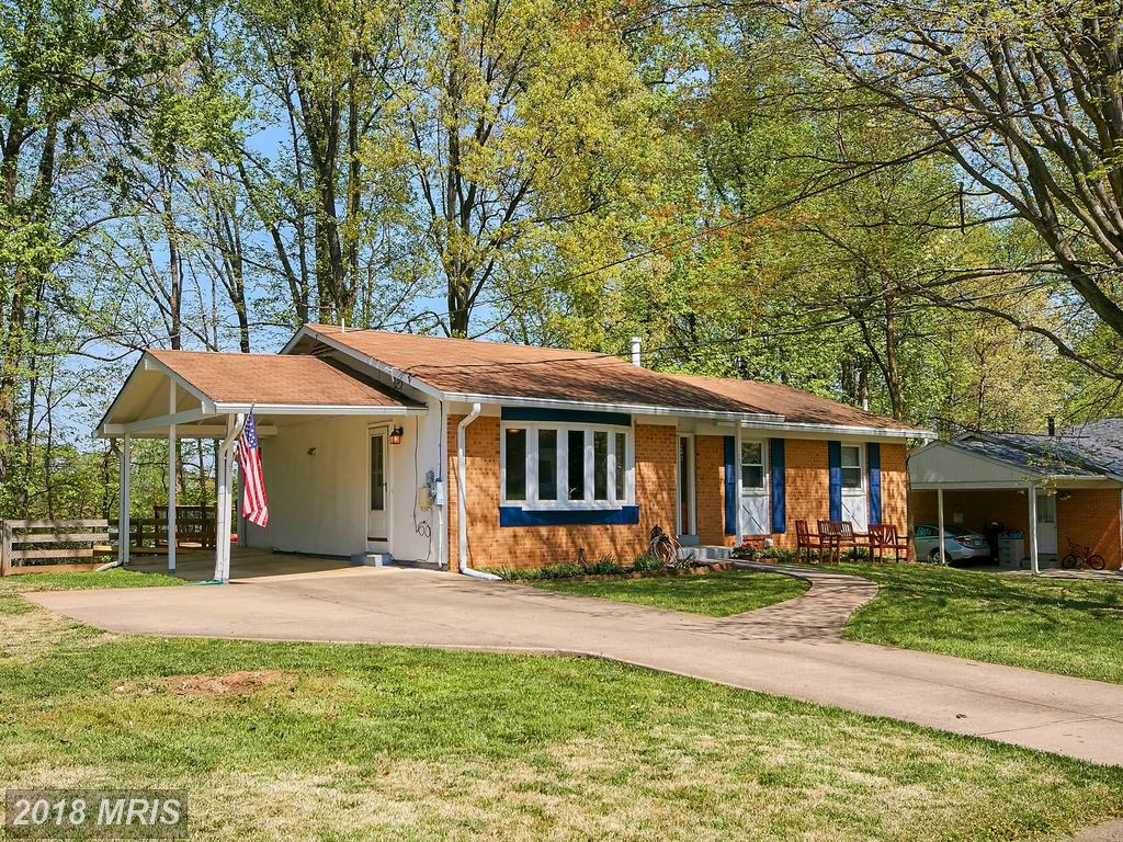 Modest Single-Family Home Listed For $585,000 In 22152 In Springfield thumbnail
