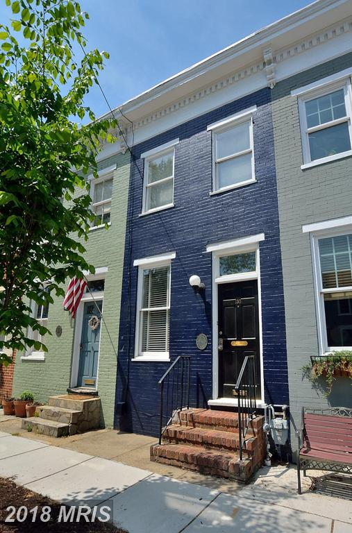 A Primer On Townhouses  On The Market At Old Town thumbnail