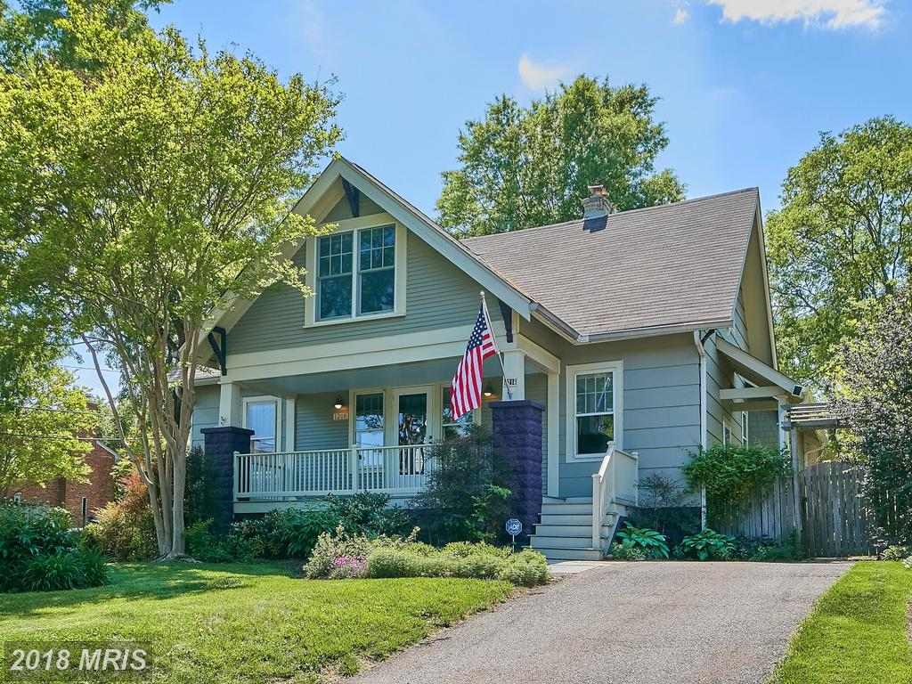 Mid-sized Bungalow-Style House For Sale In Arlington County thumbnail