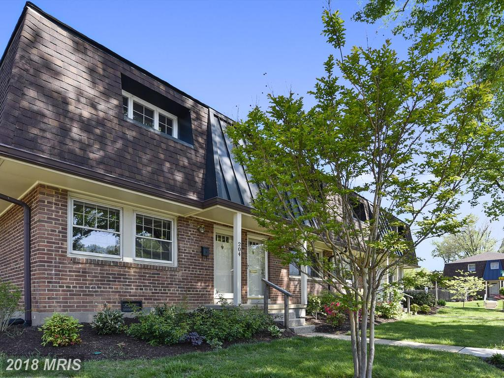 Consider A 2-Bedroom Newly-listed Townhouse On The Market At $382,500 In Falls Church, Virginia thumbnail