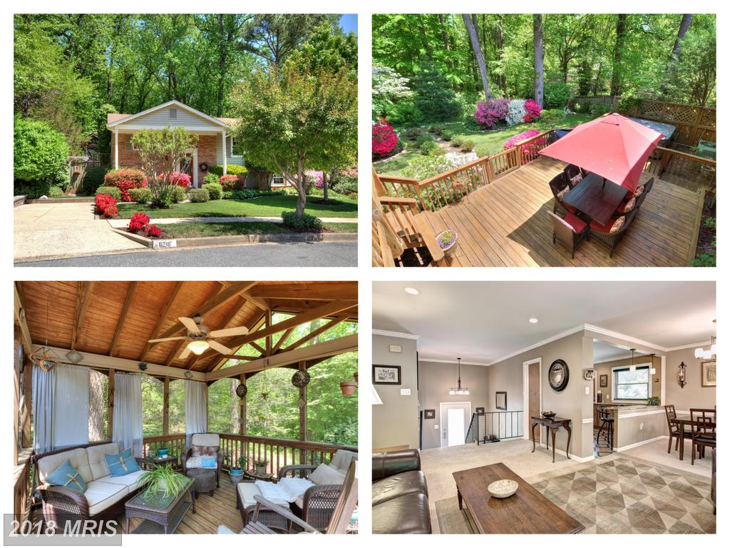 6218 Lavell Ct Springfield Virginia 22152 On The Market For $589,888 thumbnail