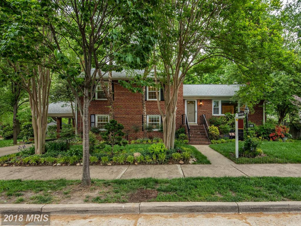 Mid 20th-Century 4-Bedroom Choices For Buyers Seeking A House Around A Metro Stop In Northern Virginia At Rosemont? thumbnail
