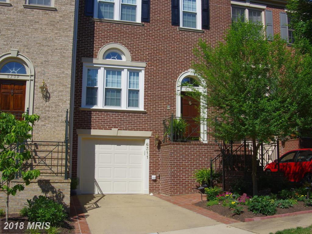 Barcroft Mews Newly-listed Townhouse In Falls Church, Virginia For $649,000 thumbnail