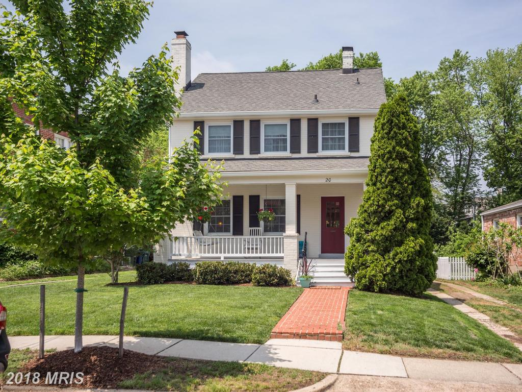 $1,049,000 4-BR 2 BA On The Market At Rosemont In The City Of Alexandria thumbnail