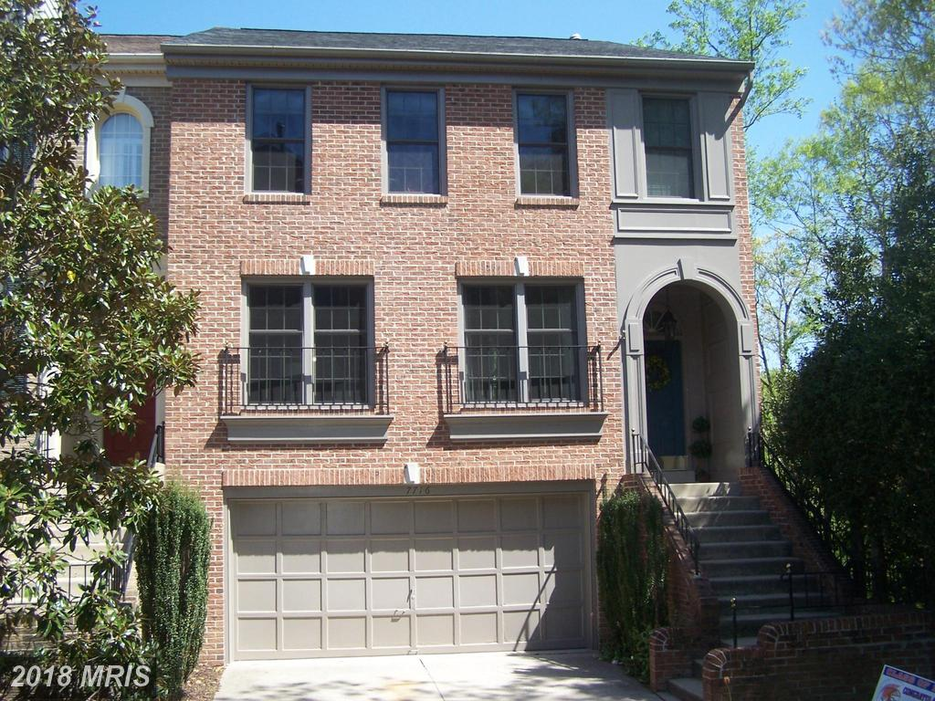 Mid-Market Real Estate With Garage Parking Advertised For Sale At $550,000 In 22152 In Fairfax County thumbnail