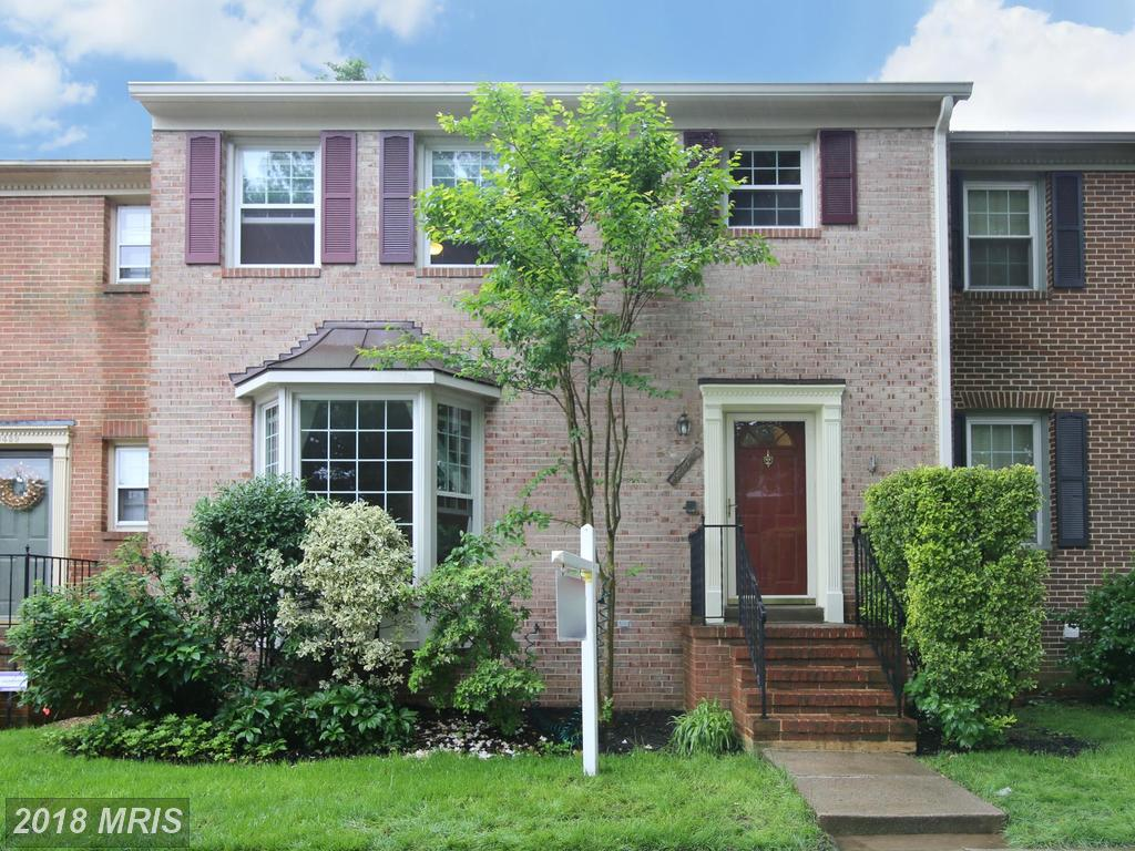 Orange Hunt Square Colonial Townhouse In 22153 In Springfield For $475,000 thumbnail