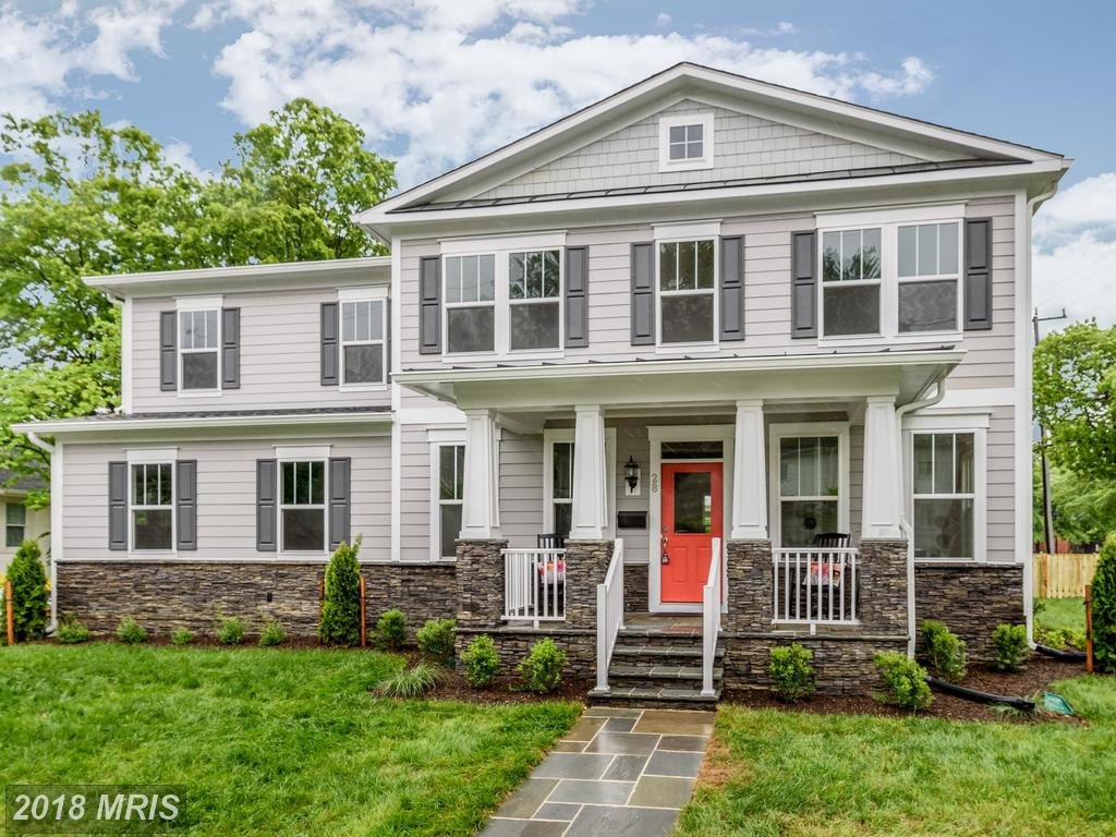 5 Beds // 4 Full Baths - 1 Half Baths // $1,929,900 In 22301 In Alexandria At Rosemont thumbnail