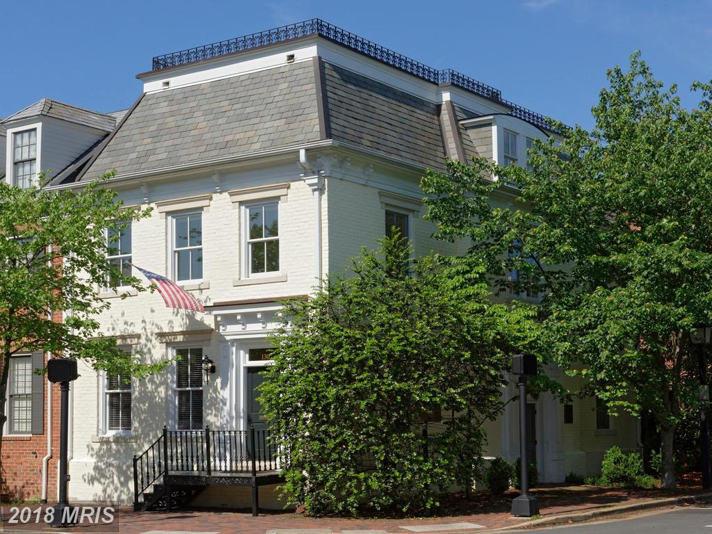How Much Do Townhouses Listed Cost At Church Square In Northern Virginia? thumbnail