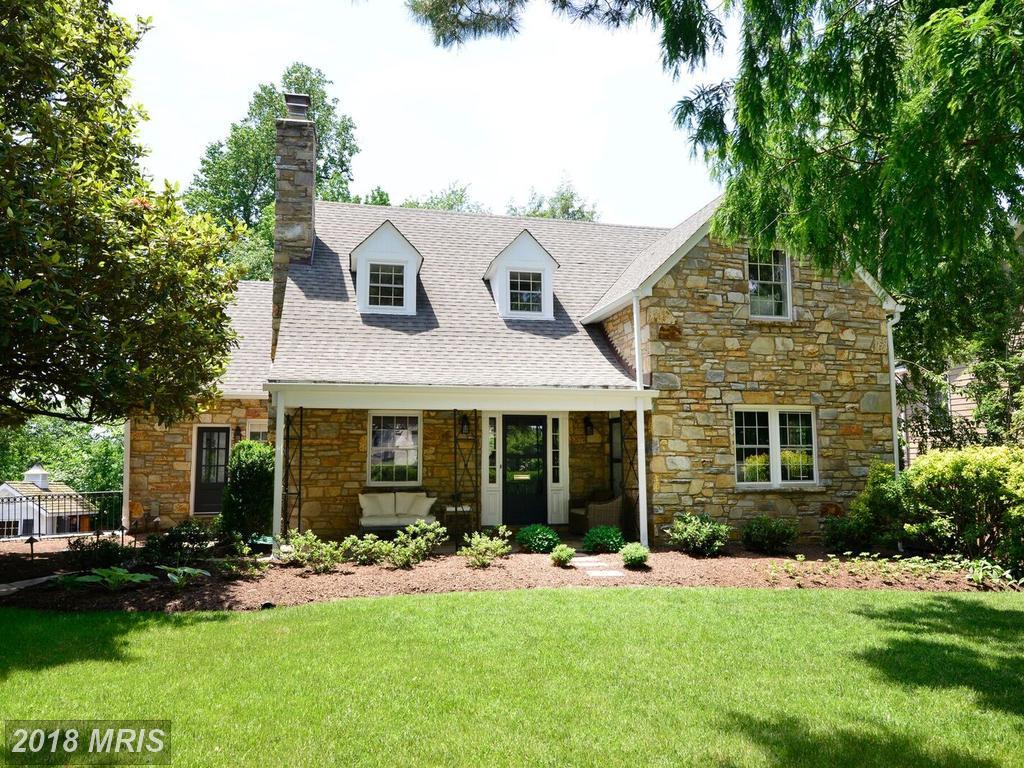 $1,149,000 Luxury Cape Cod-Home Listed Like 3408 Glebe Rd N thumbnail