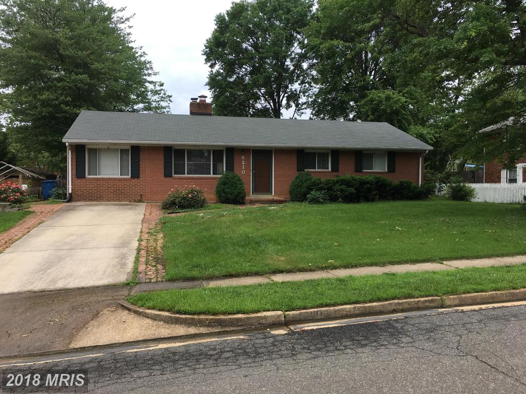 Detached House Listed For $409,000 In 22150 In Springfield thumbnail
