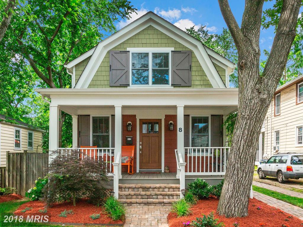 Shopping For Your Best Buy On A 4-BR 3 BA House Beside Braddock Road Metro Stop In 22301 In The City Of Alexandria thumbnail