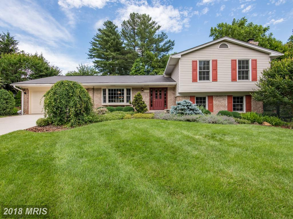 Split Level-Style Home For Sale At Dolley Madison Estates In McLean thumbnail