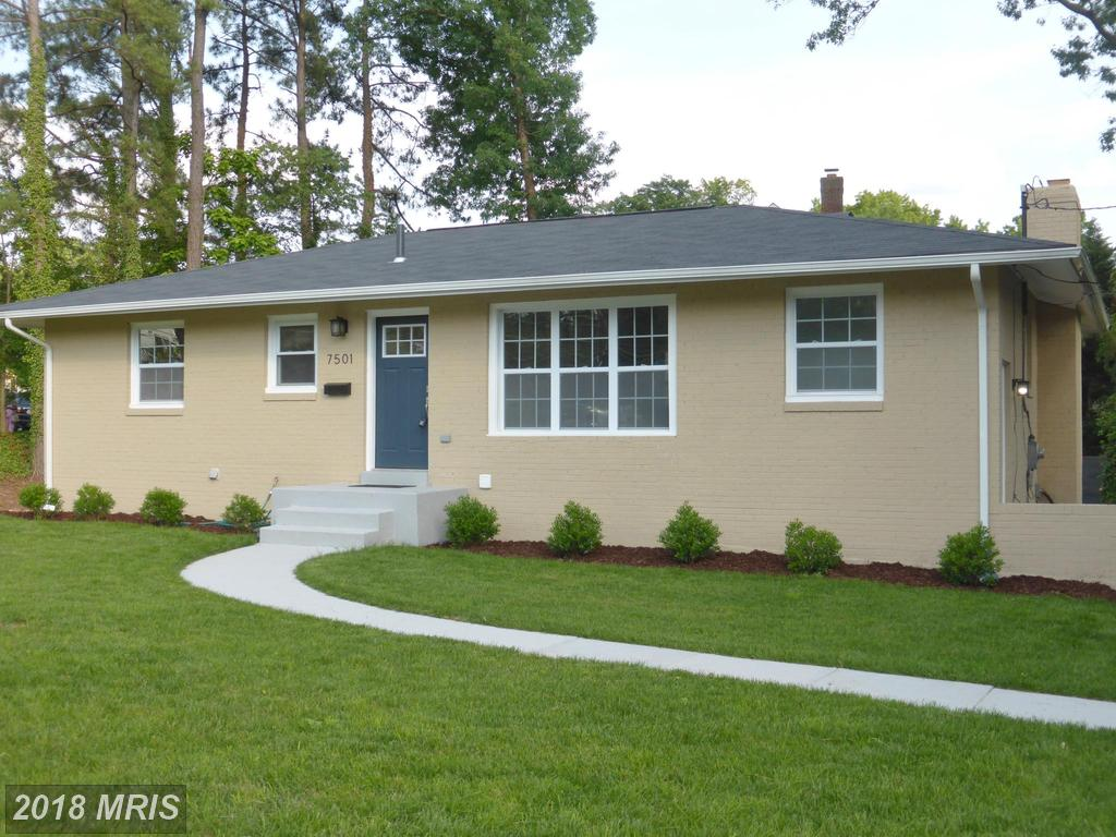 Mid 20th-Century 4-Bedroom House Listed For Sale For $549,900 In Annandale thumbnail