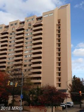 1301 Courthouse Rd N #1109, Arlington, VA 22201
