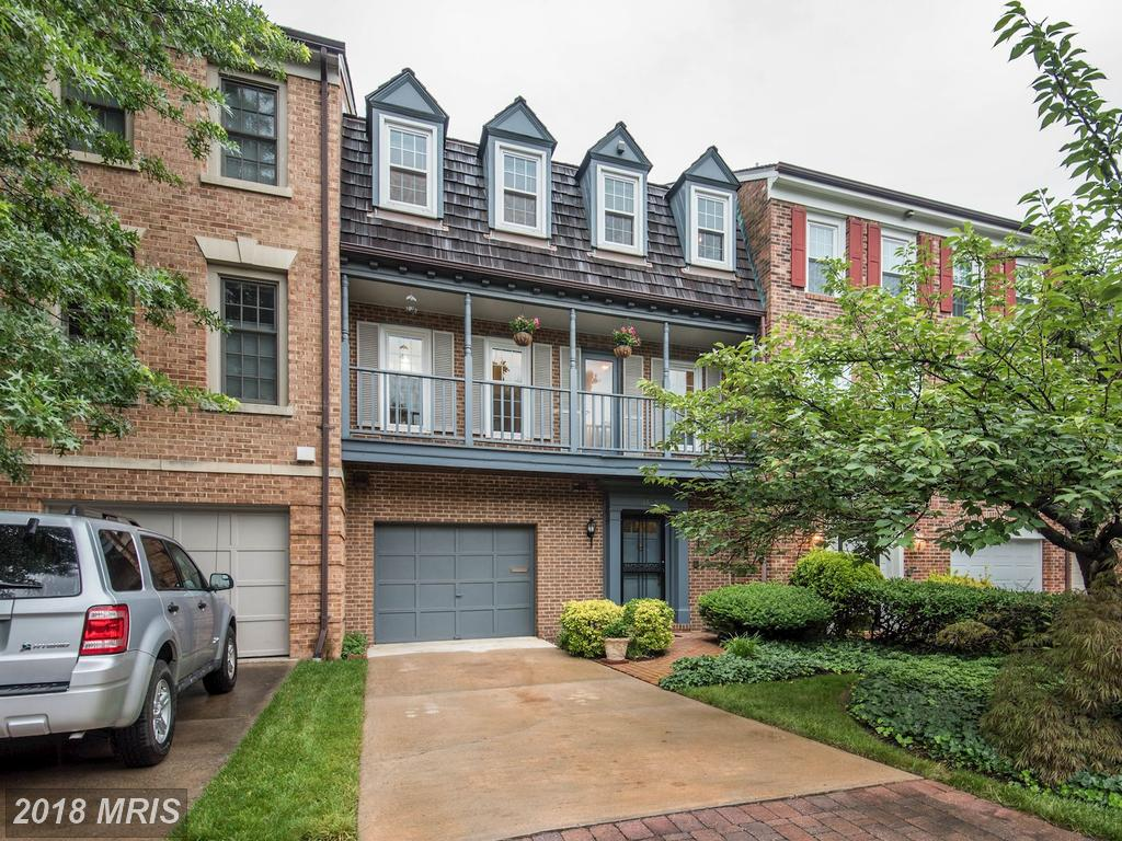Wonderful Townhome With Garage Parking Listed At $749,000 In Arlington thumbnail