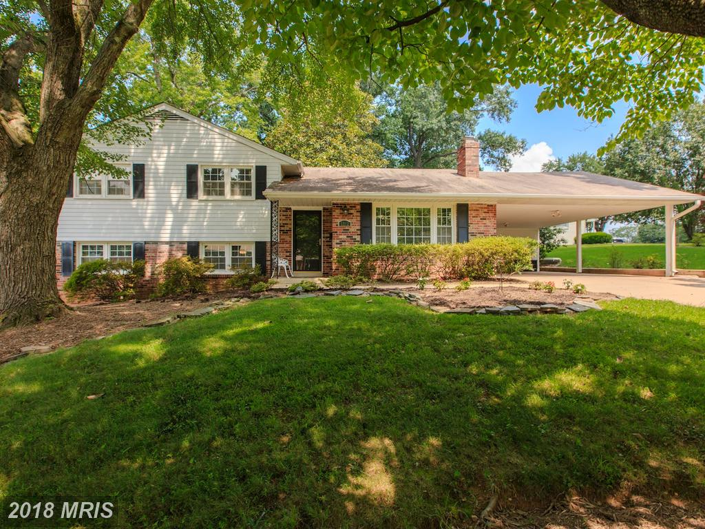Mid-sized Split Level-Home Listed For Sale At Ravensworth In Springfield thumbnail