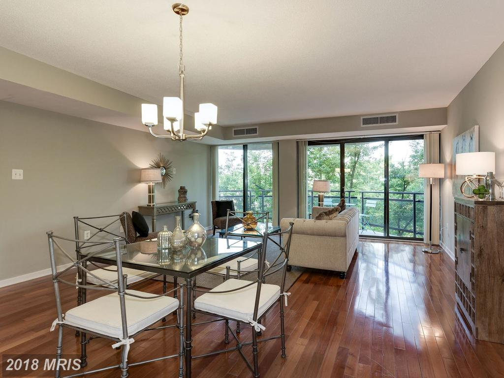1 Beds // 1 Full Baths - 0 Half Baths // $437,900 In 22209 In Arlington County At The Atrium thumbnail