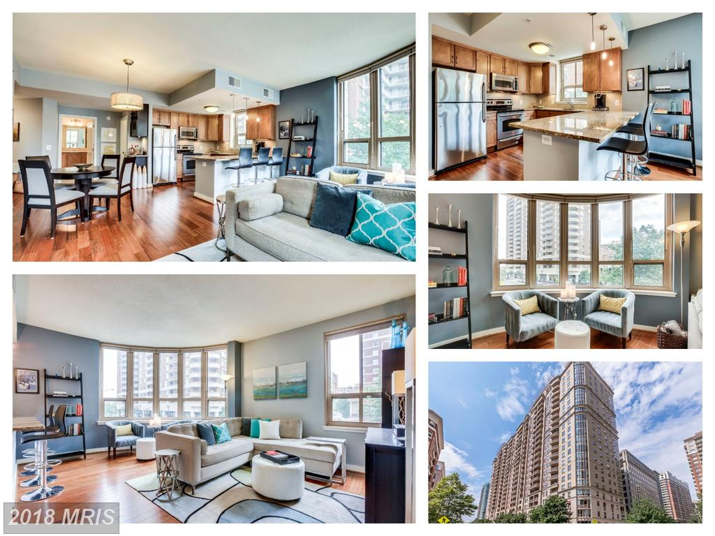 Enchanting 2-bedroom Contemporary-style $649,900 Advertised For Sale At 888 Quincy St N #202 In Arlington VA 22203 thumbnail