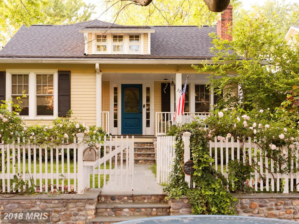 Find A Great Deal On A Storybook 5 BR House In The Neighborhood Of Braddock Rd. Metro In The City Of Alexandria At Rosemont Park thumbnail