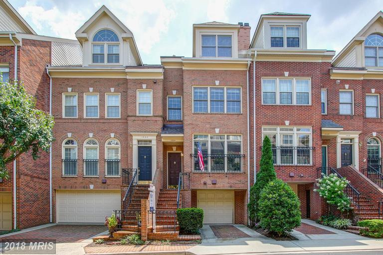 3 BR / 2 BA Townhome Listed For Sale At $1,039,500 In 22209 In Arlington County thumbnail
