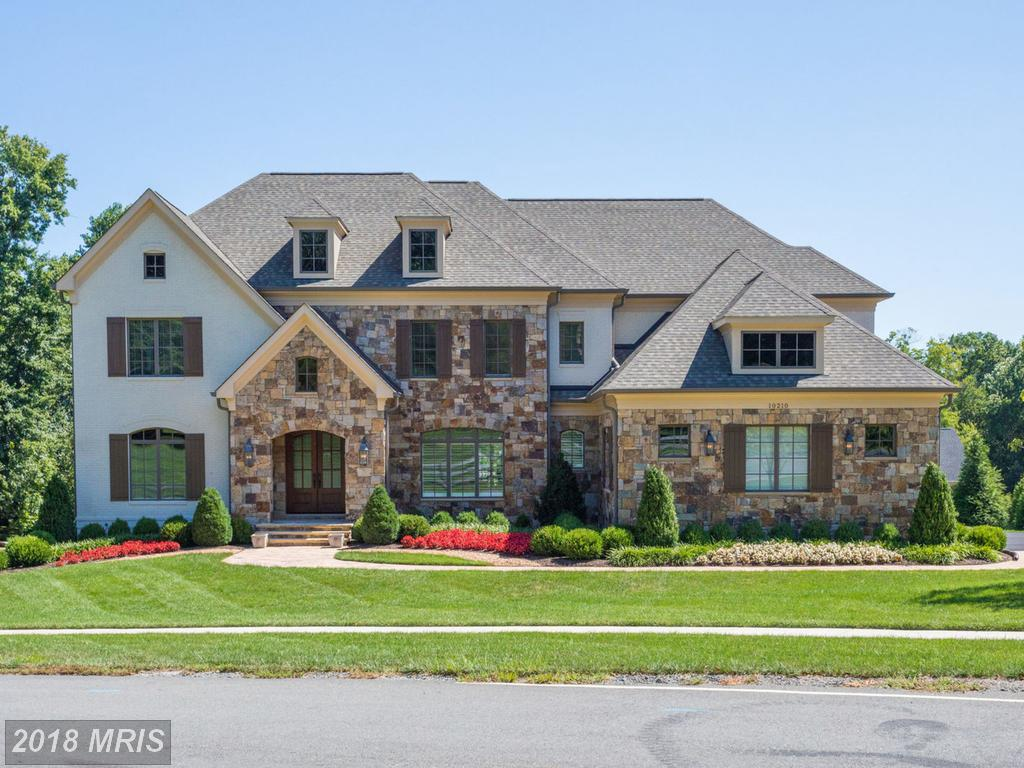 Intriguing Super Luxury $2,295,000  -|-  10210 Mallory Estate Dr Great Falls VA 22066 thumbnail