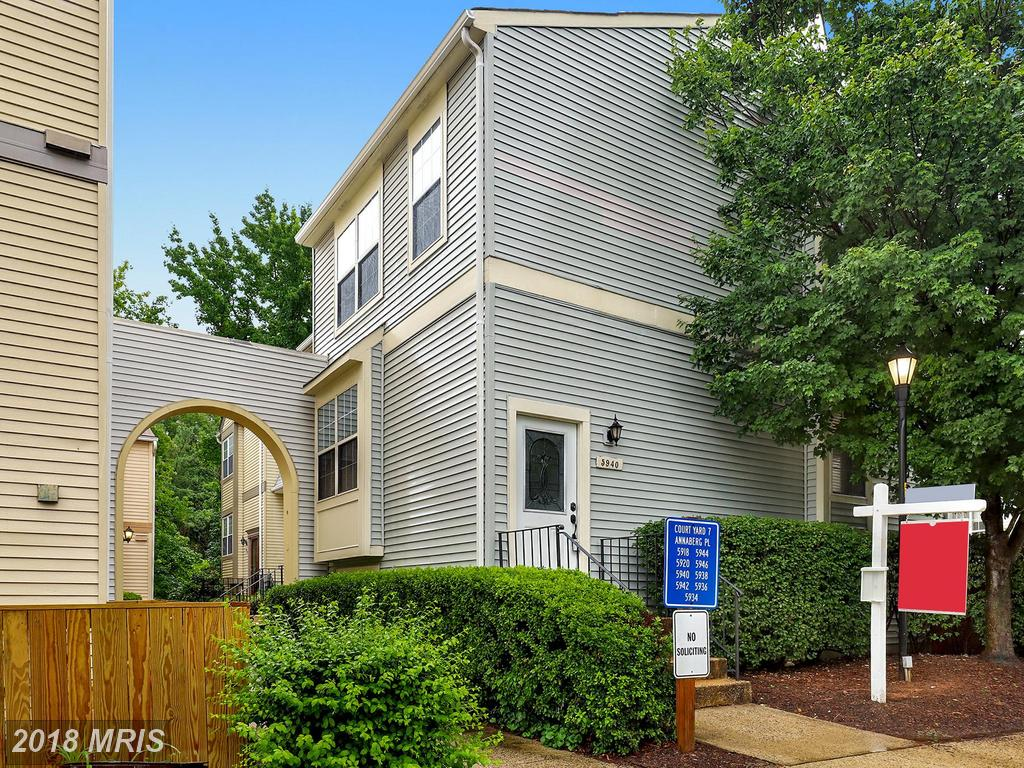 Benefits Of A Townhouse Like 5940 Annaberg Pl #201 In 22015 In Burke thumbnail