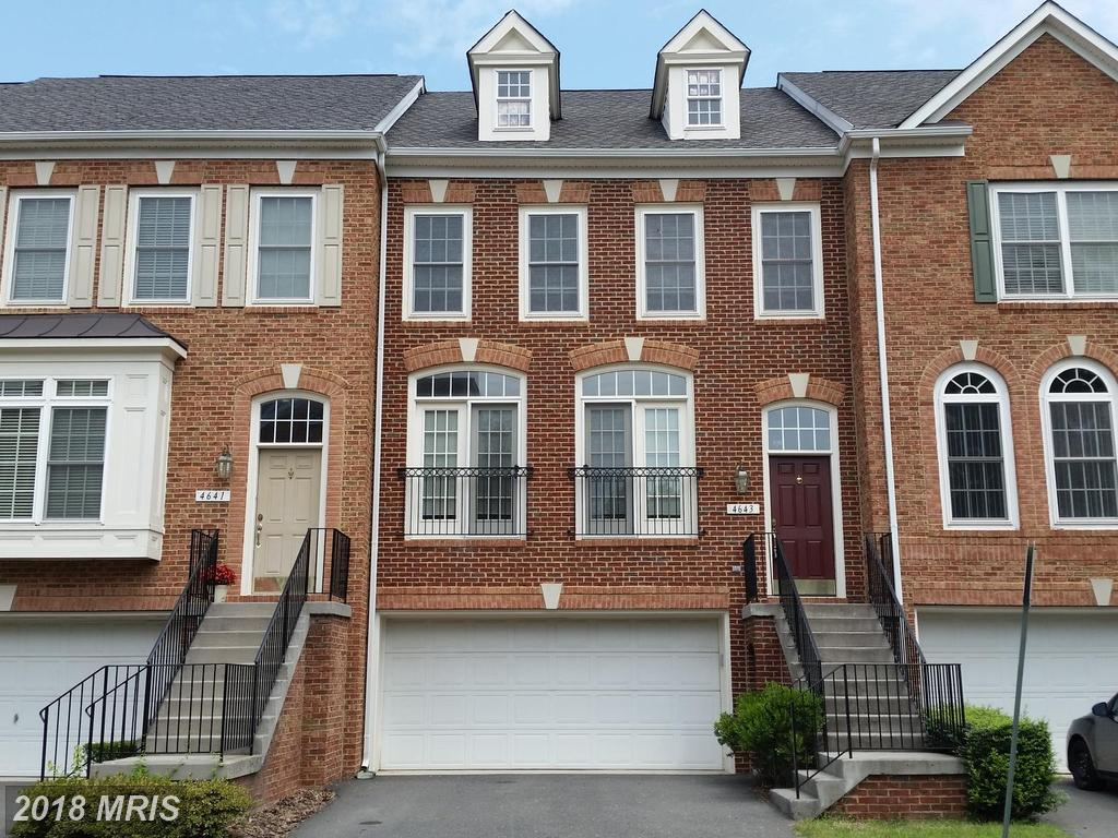 Colonial-Style Townhome Listed For Sale At $585,000 In 22030 thumbnail