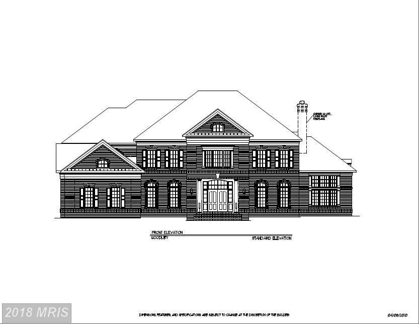 Harley Road Home Site 5, Lorton, VA 22079