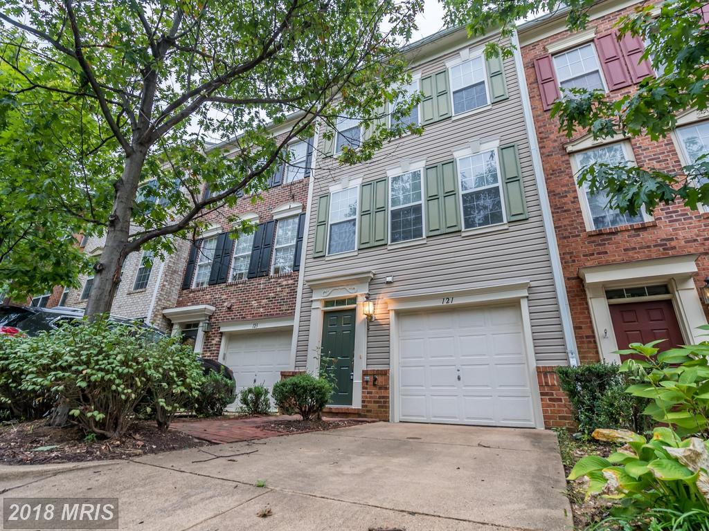 3 BR / 3 BA Townhouse With Garage Listed For Sale At $639,000 In 22304 In The City Of Alexandria thumbnail