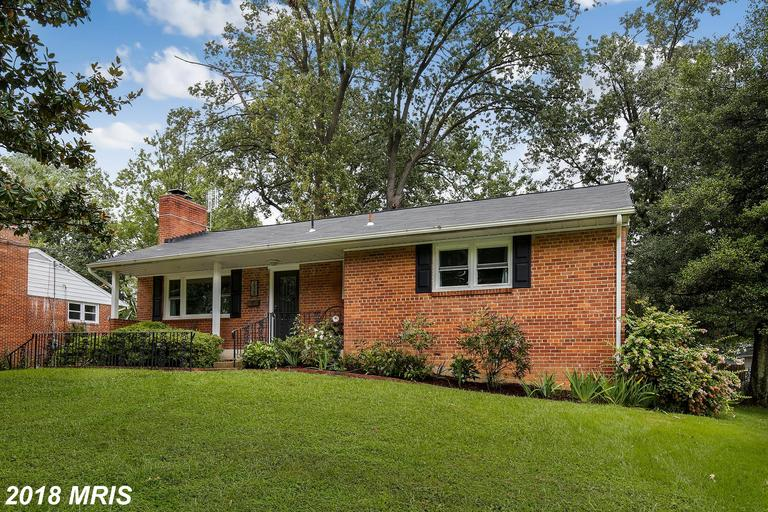 $539,900 5-bedroom Rambler-style Noteworthy Rambler-Style Home House Advertised For Sale In 22151 In Fairfax County thumbnail