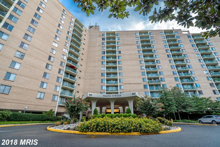 Nesbitt Realty Can Manage Your Rental High-Rise Condo At Marina Towers In 22314 In Alexandria. thumbnail