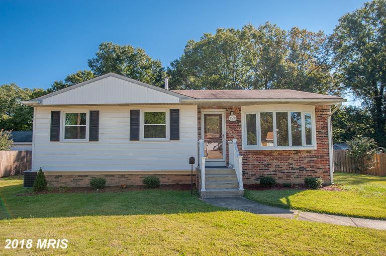 One-Of-A-Kind 1,009 Sqft $480,000 House /// 4503 Eaton Pl Alexandria VA 22310 thumbnail