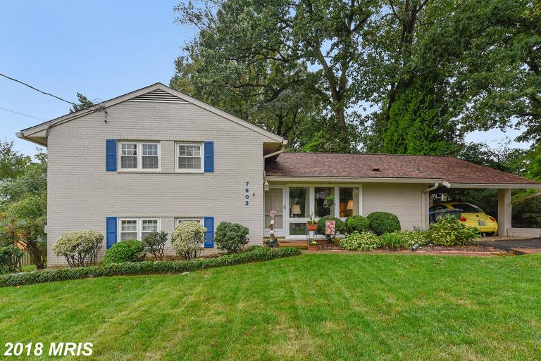 7503 Axton St Springfield Virginia 22151 For Sale For $540,000 thumbnail